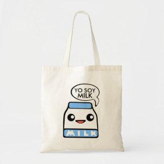 Yo Soy Milk Kawaii Tote Bag