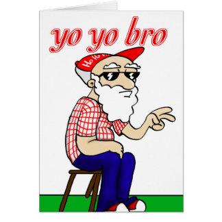 Yo Yo Bro Card