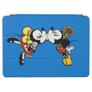 Yodelberg Mickey | Kissing iPad Air Cover