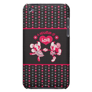 Yodelberg Mickey | Mountain of Love iPod Case-Mate Case