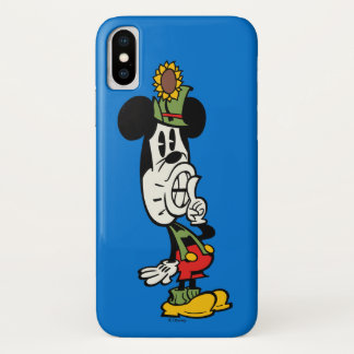 Yodelberg Mickey | Quiet Time iPhone X Case