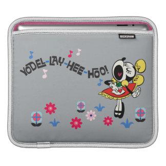 Yodelberg Minnie | Yodeling iPad Sleeve