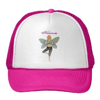 Yoga Angel Cap