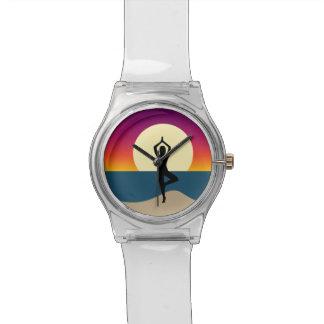 Yoga at Sunset Watch