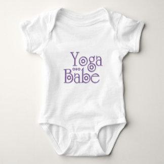 Yoga Babe Baby Bodysuit