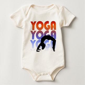 yoga baby bodysuit