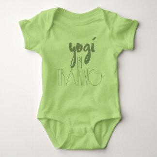 Yoga Baby Bodysuit   Yogi in Training