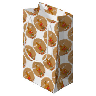 Yoga Bliss Gift Wrapping Series Small Gift Bag