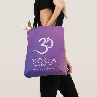 Yoga Branding Reusable Bag