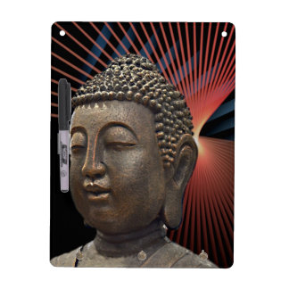 Yoga Buddha Relaxing Style Dry-Erase Board
