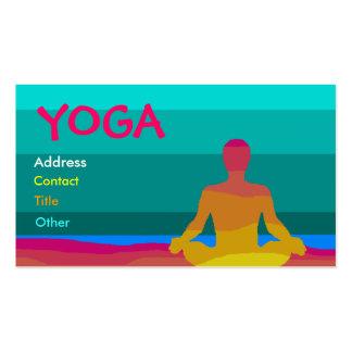 Yoga Business Card - Customized