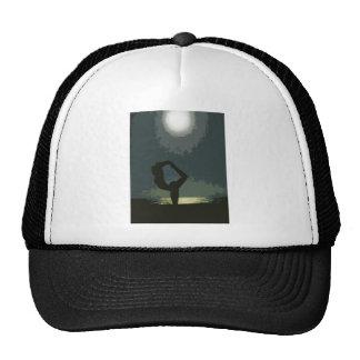 Yoga by Moonlight Trucker Hat