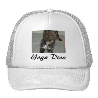 Yoga Cat Cap