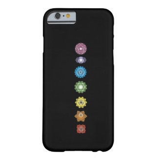 yoga chakras barely there iPhone 6 case