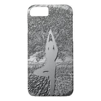 Yoga Chrome Tree of Life iPhone 8/7 Case