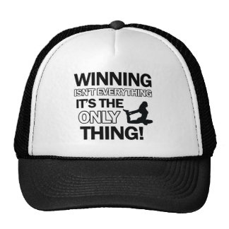 yoga design cap