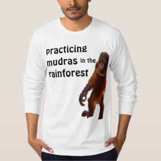 Yoga Fingers Shirt