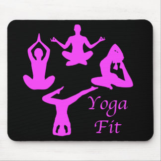 Yoga Fit Mousepad