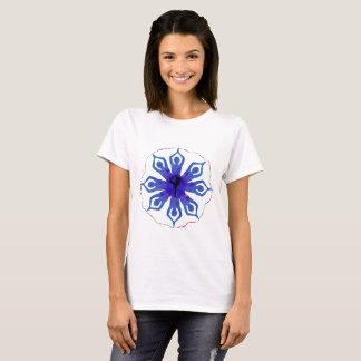 Yoga flower T-Shirt