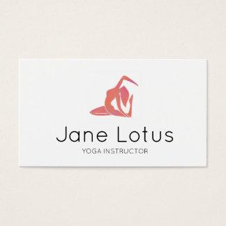 Yoga Girl 2 Business Card