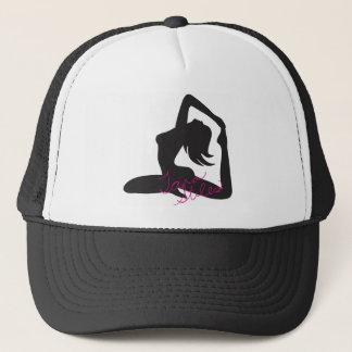 Yoga Girl Trucker Hat