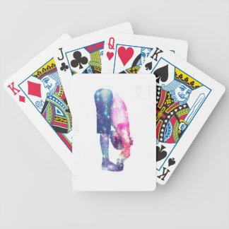 Yoga Guru Series Bicycle Playing Cards