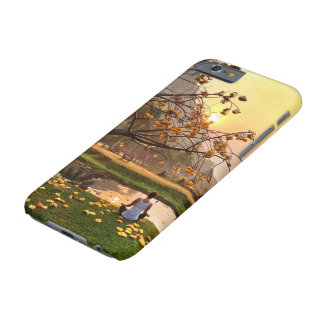 yoga in paradise barely there iPhone 6 case
