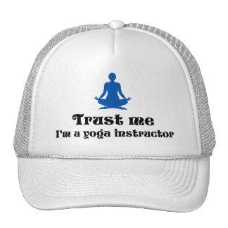 Yoga Instructor Mesh Hat