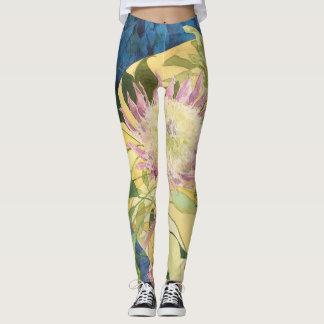 Yoga Leggings Botanical Delight
