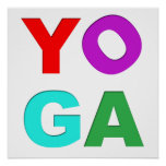 Yoga letters