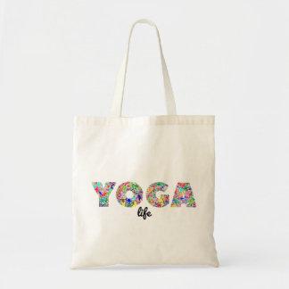 Yoga Life Tote Bag