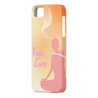 Yoga Lover Barely There iPhone 5 Case