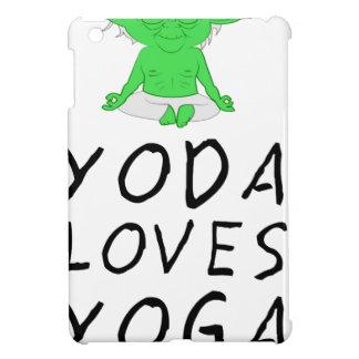 yoga loves yoga case for the iPad mini