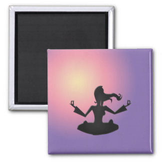 yoga magnet