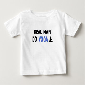 YOGA MAN fitness Baby T-Shirt
