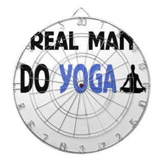 YOGA MAN fitness Dartboard