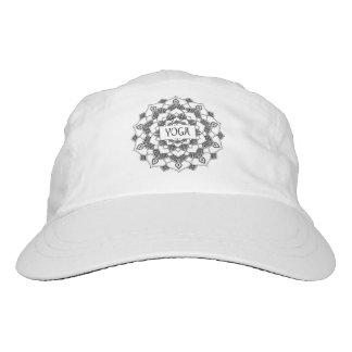 Yoga Mandala Woven Performance Hat