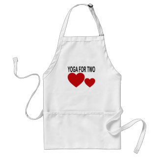 YOGA MATERNITY FOR TWO . STANDARD APRON