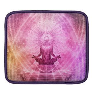 Yoga Mediation iPad Sleeve