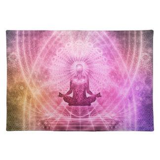 Yoga Mediation Placemat