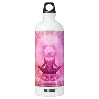 Yoga Mediation Water Bottle