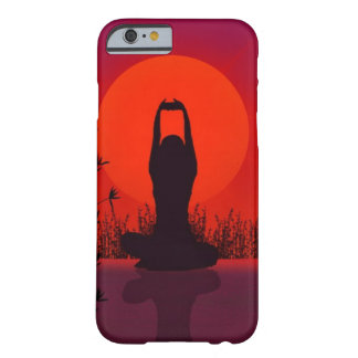 Yoga, Meditation, Fashion, Fitness Barely There iPhone 6 Case