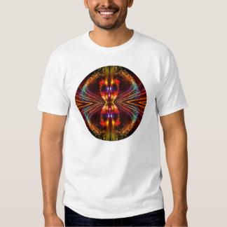 YOGA Meditation Medallion Chakra T-shirts