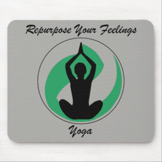 Yoga Mousepad Feelings