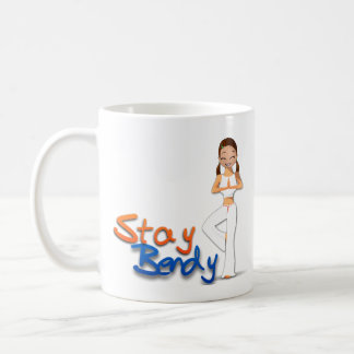 Yoga Mug Stay Bendy