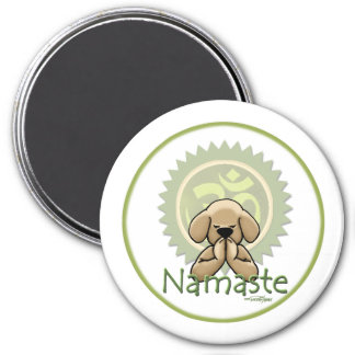 Yoga - Namaste Magnet
