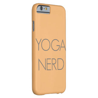 Yoga Nerd iPhone 6 Case Barely There iPhone 6 Case