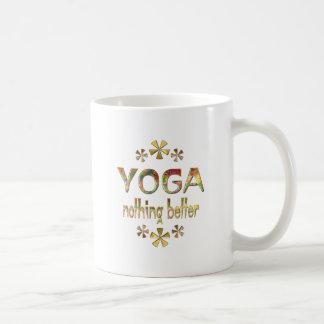 YOGA Nothing Better Mugs