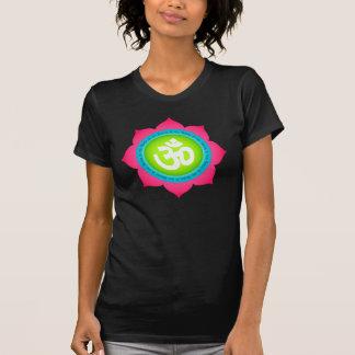 Yoga Om Namaste Lotus Shirt