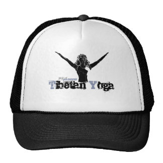 Yoga philosophy - for sport and kids mesh hat